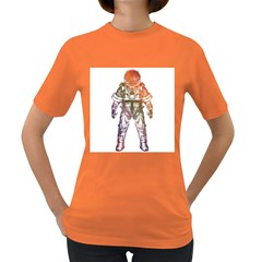 Astronautical  Women s T Shirt (colored)
