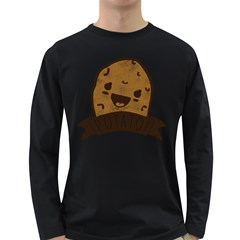 It s Potato Ermahgerd!! Men s Long Sleeve T-shirt (dark Colored) by Contest1861806