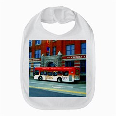 Double Decker Bus   Ave Hurley   Bib by ArtRave2