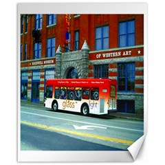 Double Decker Bus   Ave Hurley   Canvas 16  X 20  (unframed) by ArtRave2