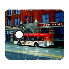 Double Decker Bus   Ave Hurley   Samsung Galaxy S  Iii Flip 360 Case by ArtRave2