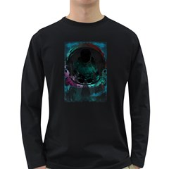 Ego Men s Long Sleeve T-shirt (dark Colored) by Contest1891613