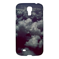 Through The Evening Clouds Samsung Galaxy S4 I9500/i9505 Hardshell Case by ArtRave2