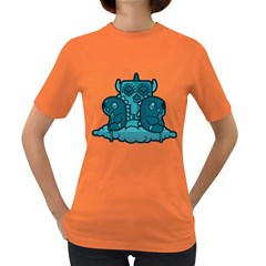 Old Tribe Women s T-shirt (colored) by Contest1915162