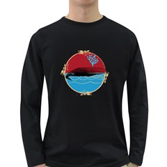 Vintage  Men s Long Sleeve T Shirt (dark Colored) by Contest1854579
