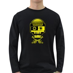 Classy Dj Men s Long Sleeve T-shirt (dark Colored) by Contest1854579