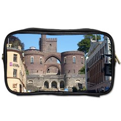 Helsingborg Castle Travel Toiletry Bag (one Side) by StuffOrSomething