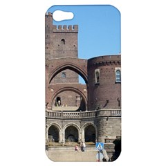 Helsingborg Castle Apple Iphone 5 Hardshell Case by StuffOrSomething