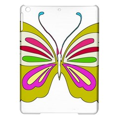 Color Butterfly  Apple Ipad Air Hardshell Case by Colorfulart23