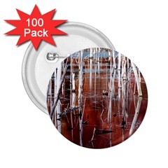 Swamp2 Filtered 2 25  Button (100 Pack) by cgar