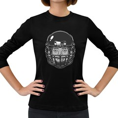 Unplayed Women s Long Sleeve T Shirt (dark Colored) by Contest1907917