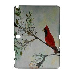 Sweet Red Cardinal Samsung Galaxy Note 10 1 (p600) Hardshell Case