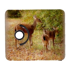 Deer In Nature Samsung Galaxy S  Iii Flip 360 Case by uniquedesignsbycassie