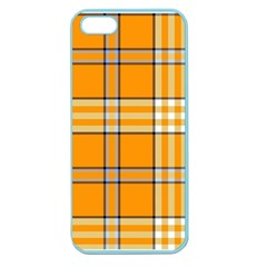 Tartan 17 Apple Seamless Iphone 5 Case (color) by chivieridesigns
