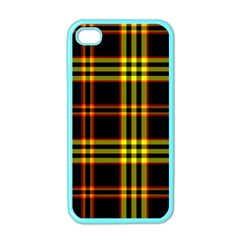 Tartan17c Apple Iphone 4 Case (color)