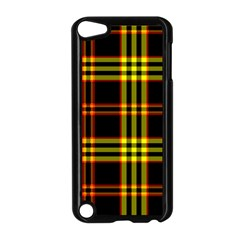 Tartan17c Apple Ipod Touch 5 Case (black) by chivieridesigns