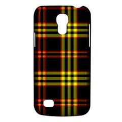 Tartan17c Samsung Galaxy S4 Mini (gt I9190) Hardshell Case  by chivieridesigns