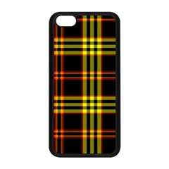 Tartan17c Apple Iphone 5c Seamless Case (black) by chivieridesigns
