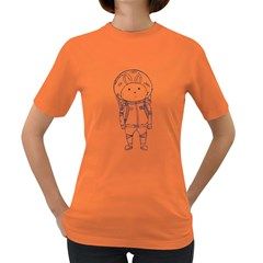 When I Go To Mars Women s T Shirt (colored) by Contest1918937