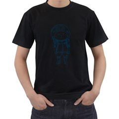 When I Go To Mars Men s T-shirt (black) by Contest1918937