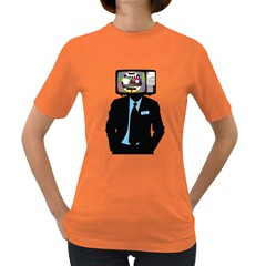 Crazytv Women s T Shirt (colored)
