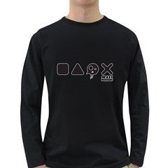 Playcrazy Men s Long Sleeve T-shirt (dark Colored) by Contest1918947