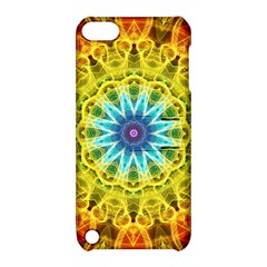 Flower Bouquet Apple Ipod Touch 5 Hardshell Case With Stand by Zandiepants