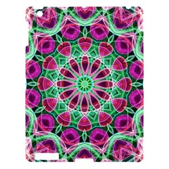 Flower Garden Apple Ipad 3/4 Hardshell Case by Zandiepants