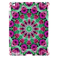 Flower Garden Apple Ipad 3/4 Hardshell Case (compatible With Smart Cover) by Zandiepants