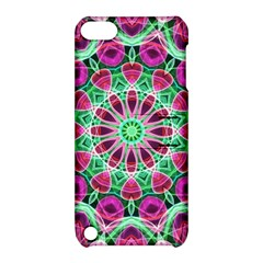Flower Garden Apple Ipod Touch 5 Hardshell Case With Stand by Zandiepants