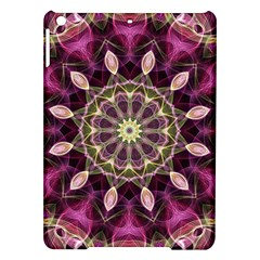 Purple Flower Apple Ipad Air Hardshell Case by Zandiepants