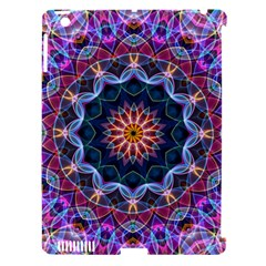 Purple Lotus Apple Ipad 3/4 Hardshell Case (compatible With Smart Cover) by Zandiepants