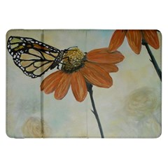 Monarch Samsung Galaxy Tab 8 9  P7300 Flip Case by rokinronda