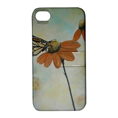 Monarch Apple Iphone 4/4s Hardshell Case With Stand by rokinronda