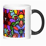 Bright Colors Morph Mug Right