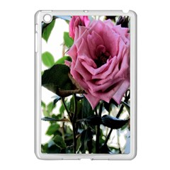 Rose Apple Ipad Mini Case (white) by Rbrendes