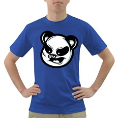 Badass Panda Men s T-shirt (colored) by Contest1915162