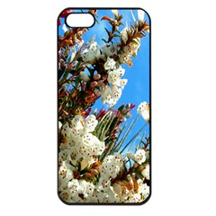 Australia Flowers Apple Iphone 5 Seamless Case (black) by Rbrendes