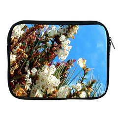 Australia Flowers Apple Ipad Zippered Sleeve