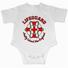 Lifeguard Amity Island Infant Bodysuit by chivieridesigns