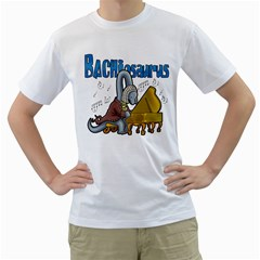 Bachiosaurus 2 Men s T-shirt (white)