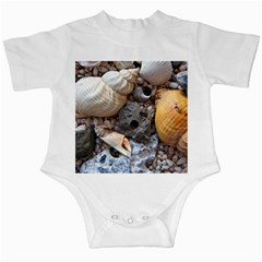 Beach Treasures Infant Bodysuit
