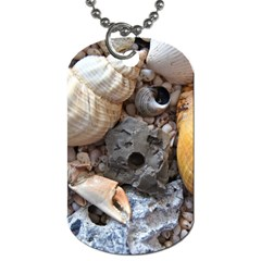 Beach Treasures Dog Tag (two Sided)