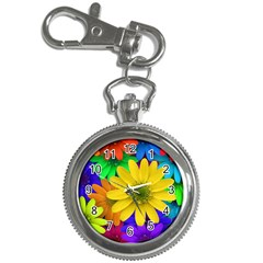 Gerbera Daisies Key Chain Watch by StuffOrSomething