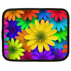 Gerbera Daisies Netbook Sleeve (xl) by StuffOrSomething