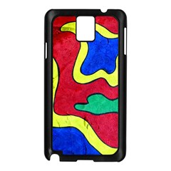 Abstract Samsung Galaxy Note 3 N9005 Case (black) by Siebenhuehner