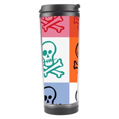 Skull Travel Tumbler by Siebenhuehner