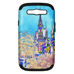 Castle For A Princess Samsung Galaxy S Iii Hardshell Case (pc+silicone) by rokinronda