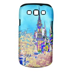 Castle For A Princess Samsung Galaxy S Iii Classic Hardshell Case (pc+silicone)