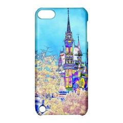 Castle For A Princess Apple Ipod Touch 5 Hardshell Case With Stand by rokinronda